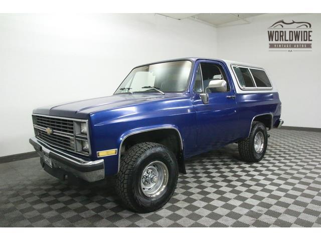 1983 Chevrolet Blazer | 903245