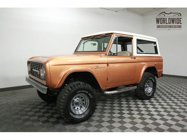 1969 Ford Bronco | 903249