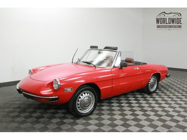 1971 Alfa Romeo Spider | 903254