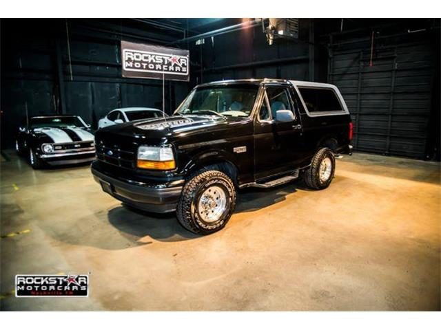 1995 Ford Bronco | 903256