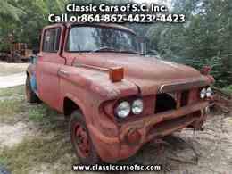 1958 Dodge Pickup for Sale - CC-903262