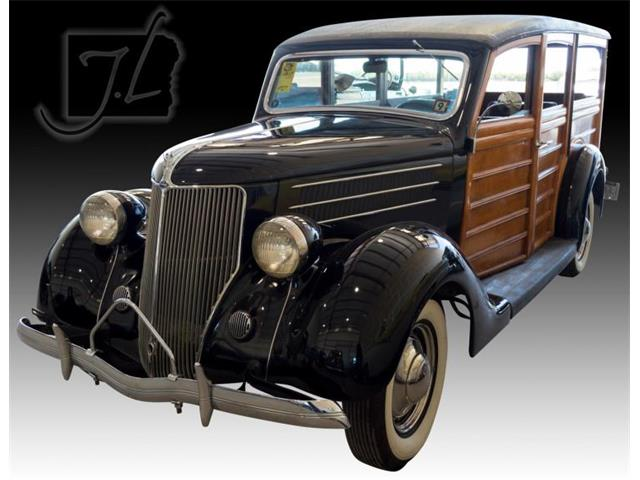 1936 Ford Woody Wagon | 903274