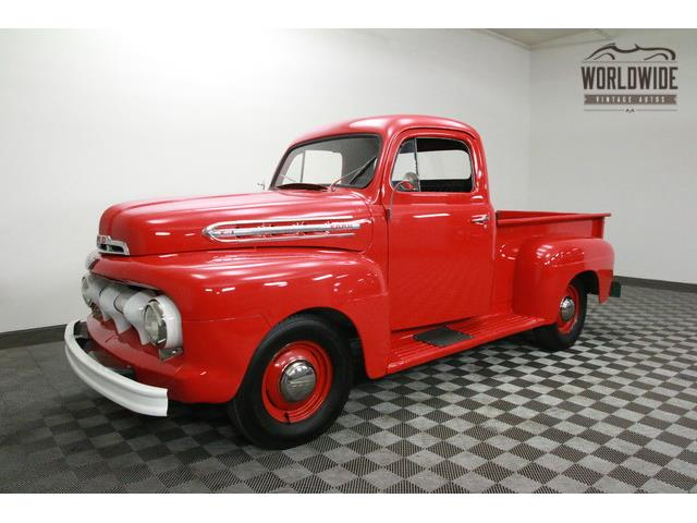 1951 Ford F1 | 903279