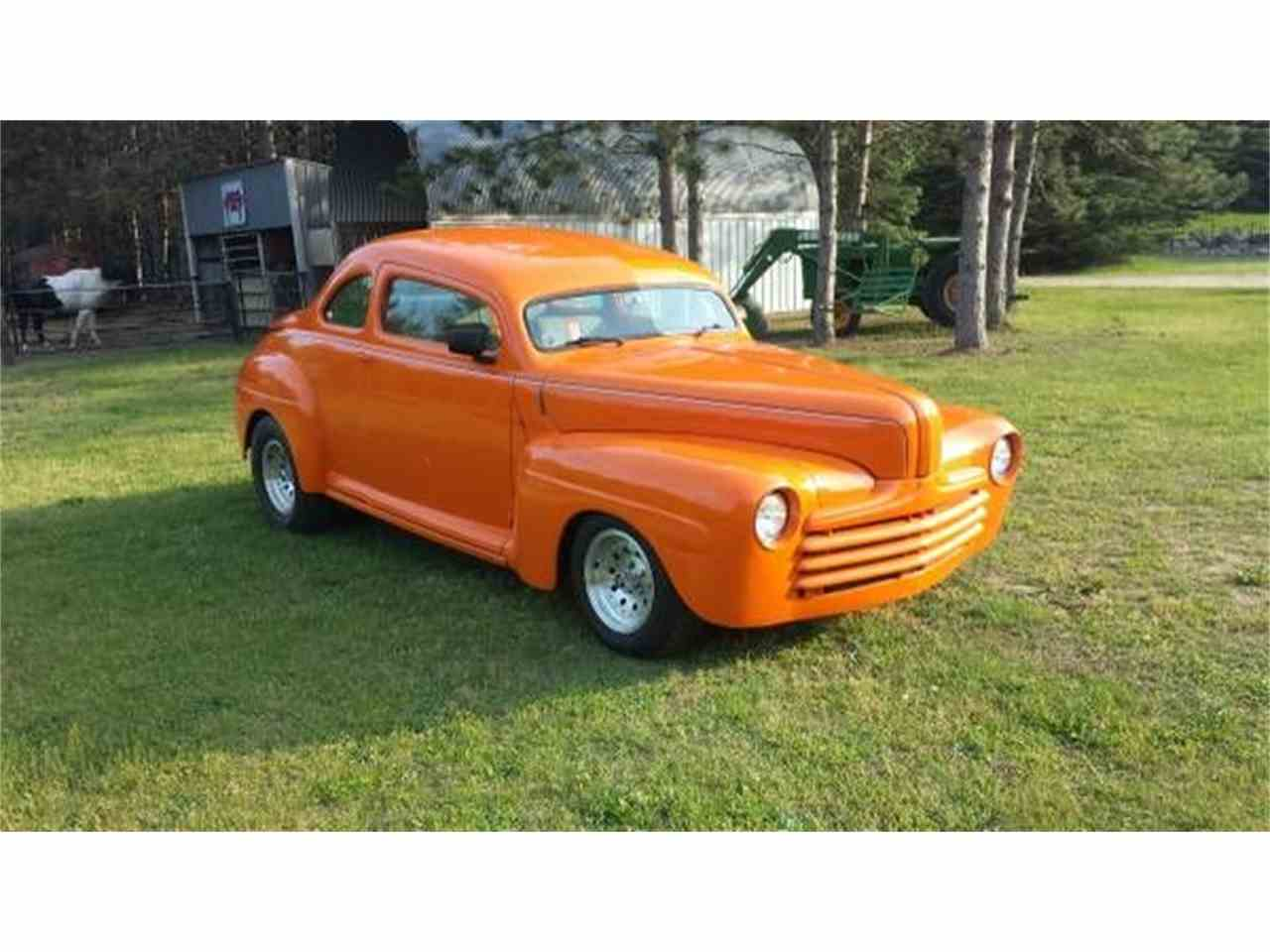 1948 ford coupe for sale cc 903282. Black Bedroom Furniture Sets. Home Design Ideas