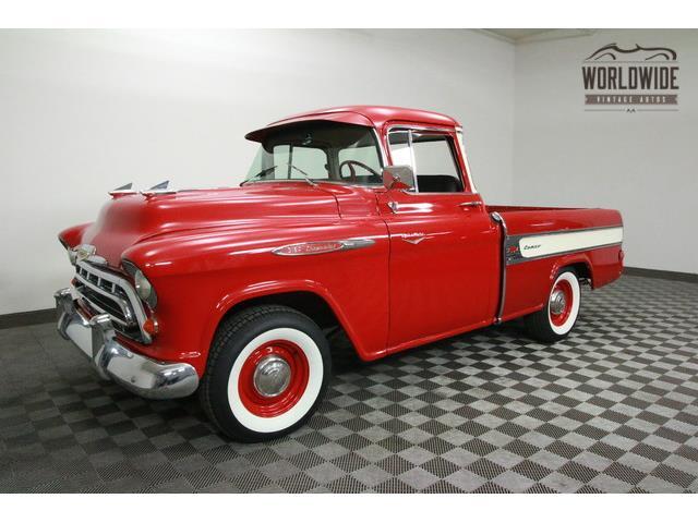 1957 Chevrolet Cameo | 903291