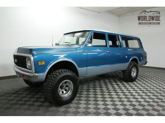 1972 Chevrolet Suburban | 903292