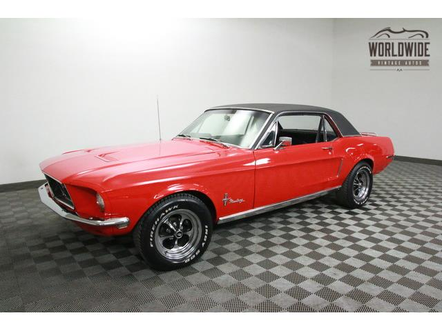 1968 Ford Mustang   903295