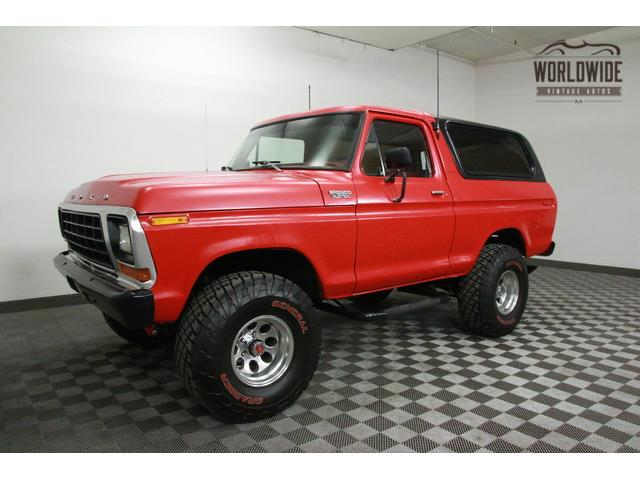 1979 Ford Bronco | 903297