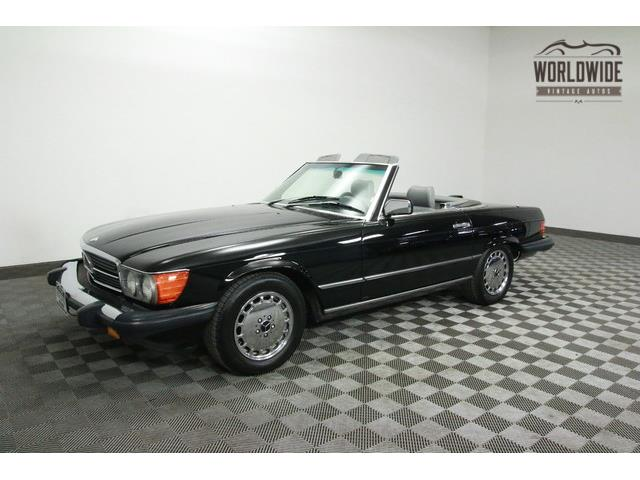 1986 Mercedes-Benz 560SL | 903298
