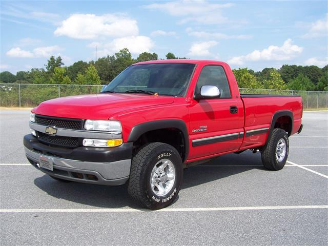 2001 Chevrolet Silverado | 903302
