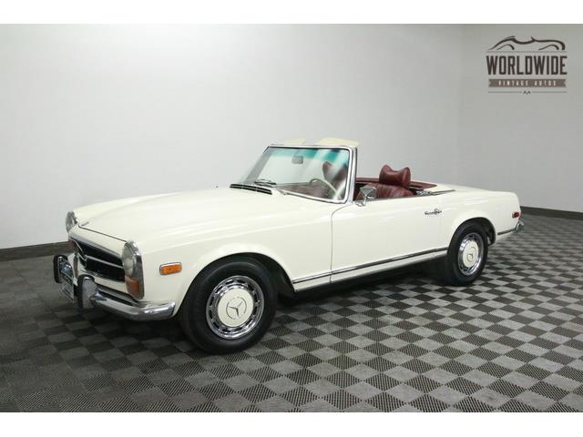 1970 Mercedes-Benz 280SL | 903324