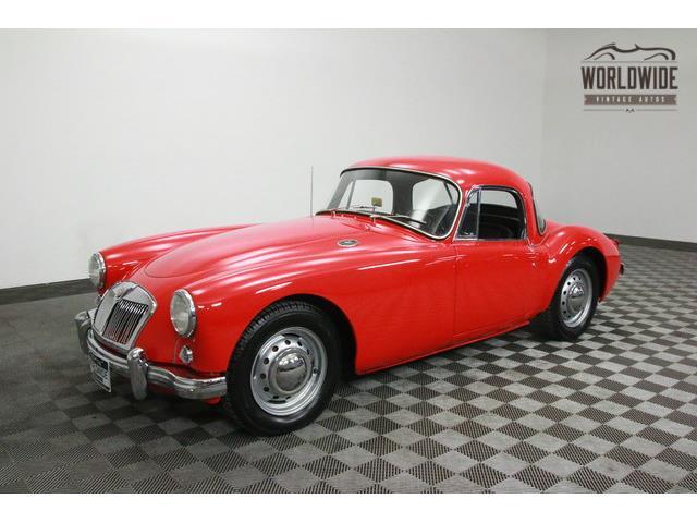 1956 MG MGA | 903327