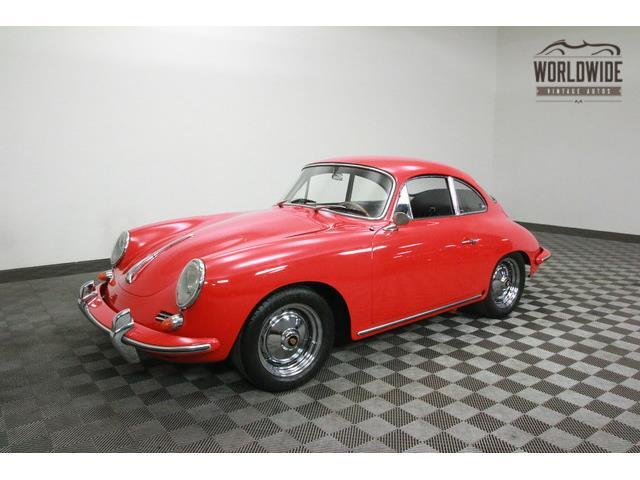 1963 Porsche 356B | 903329
