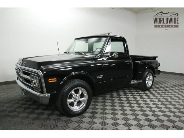 1972 GMC STEPSIDE PICKUP TRUCK | 903330