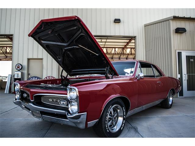 1967 Pontiac GTO, Ram Air & 500+HP  | 903332