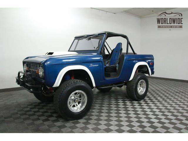 1973 Ford Bronco | 903335