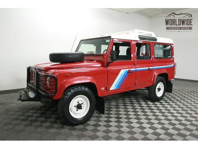 1991 Land Rover Defender | 903344
