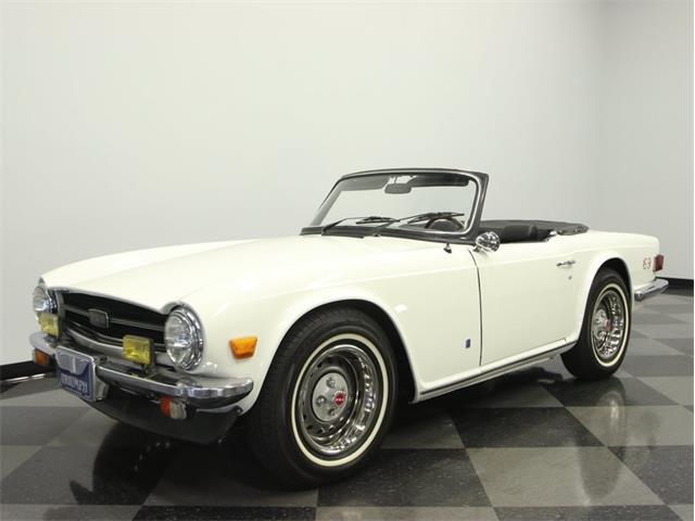 1975 Triumph TR6 | 903345