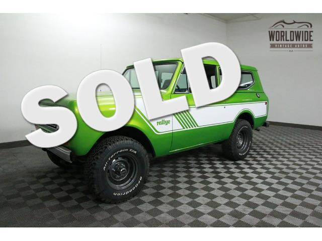 1978 International Scout | 903349