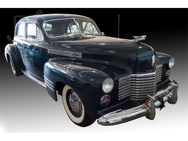 1941 Cadillac 4-Dr Sedan | 903362