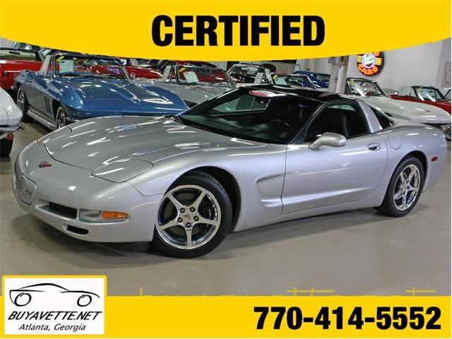 2004 Chevrolet Corvette | 903373