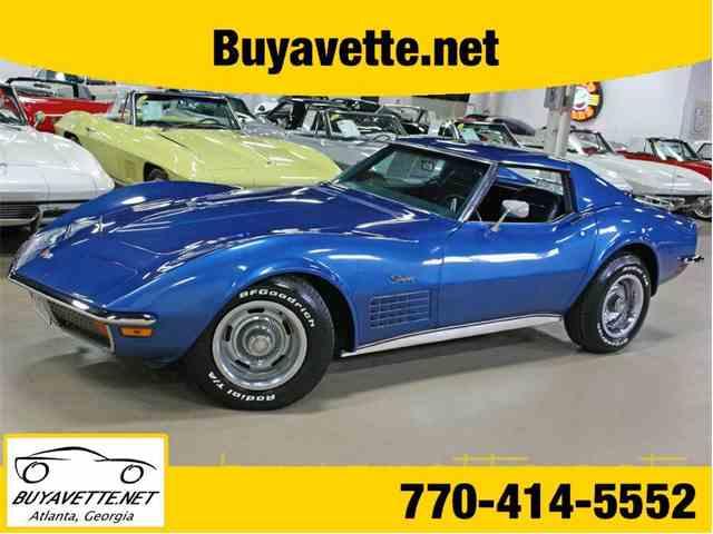 1972 Chevrolet Corvette | 903377