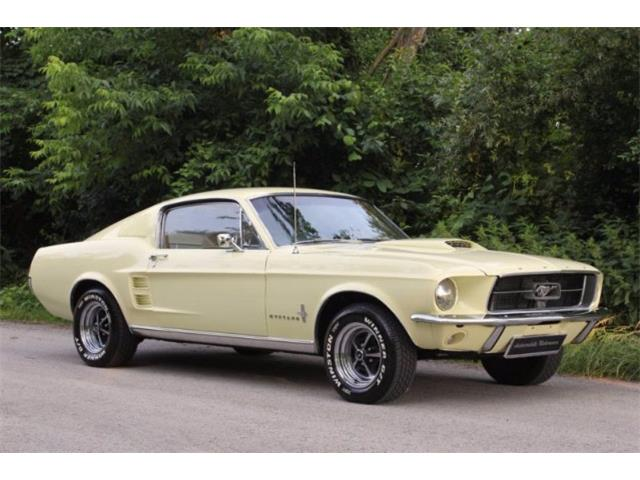 1967 Ford Mustang | 903378