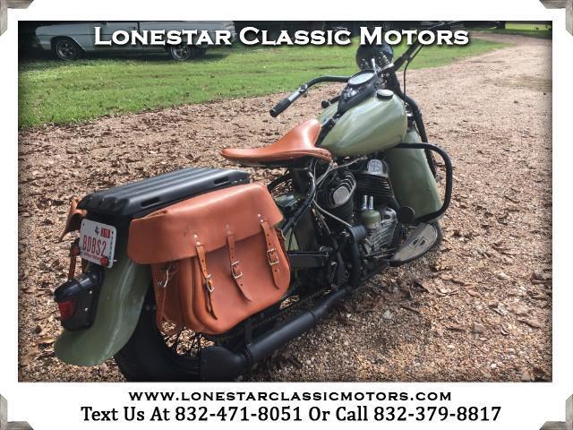 1943 Harley-Davidson Motorcylce | 903381