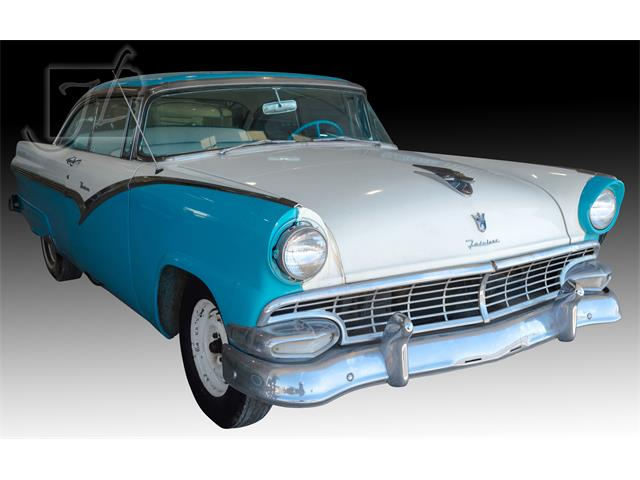 1956 Ford Fairlane Victoria 2 door coupe | 903384