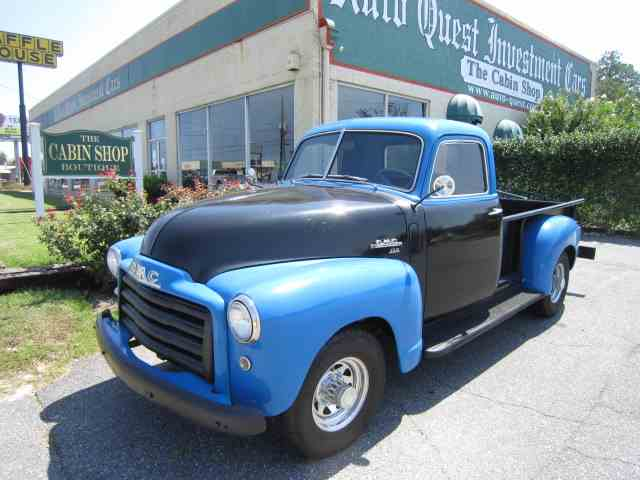 1949 GMC 150 Pickup 3/4 ton | 903391