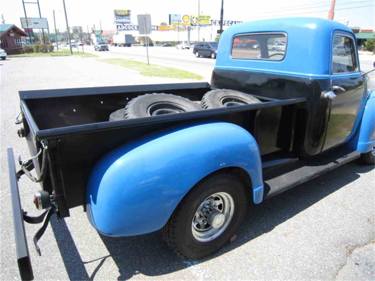 1949 gmc 150 pickup 3 4 ton for sale cc 903391. Black Bedroom Furniture Sets. Home Design Ideas
