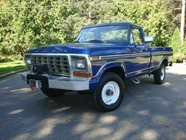 1979 Ford F350 | 903392