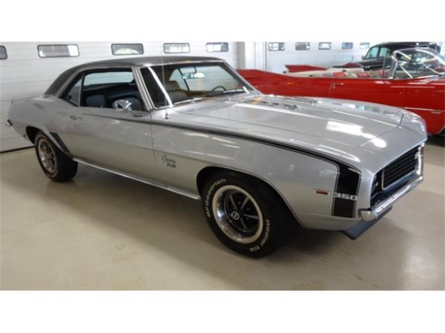 1969 Chevrolet Camaro | 903396