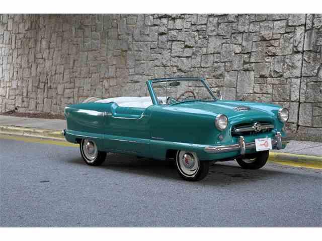 1955 Nash Metropolitan | 903400