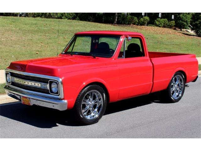 1970 Chevrolet C/K 10 | 903408