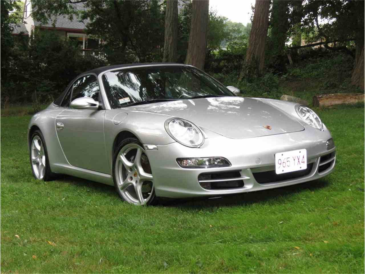 2005 Porsche 911 Carrera for Sale - CC-903410