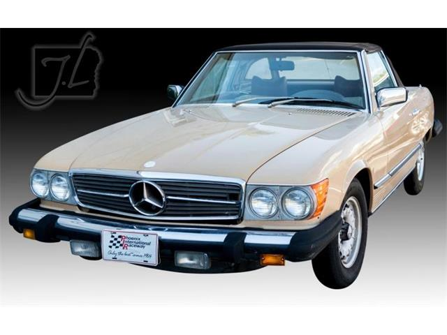 1979 Mercedes-Benz Roadster | 903415
