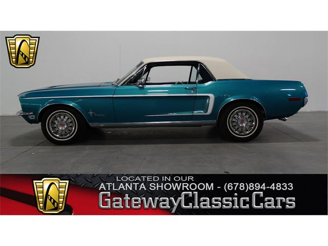 1968 Ford Mustang | 903427