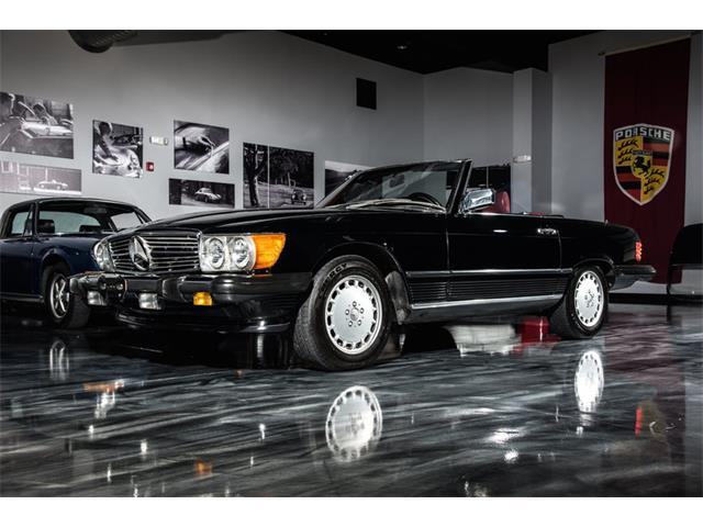 1986 Mercedes-Benz 560 | 903433
