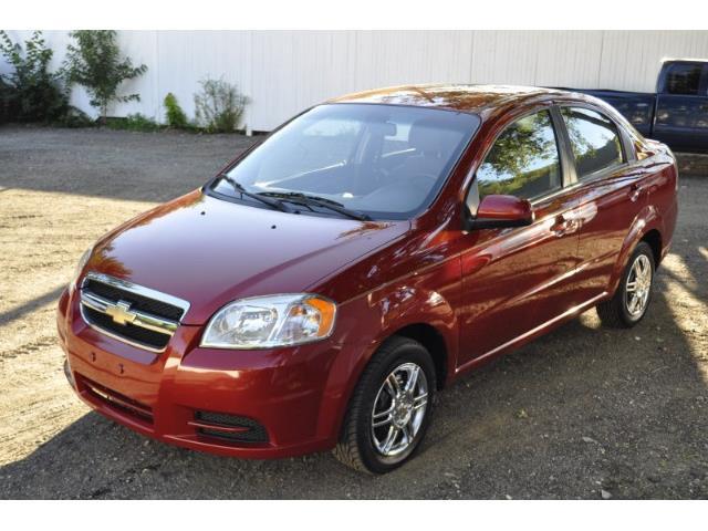 2011 Chevrolet Aveo   903454