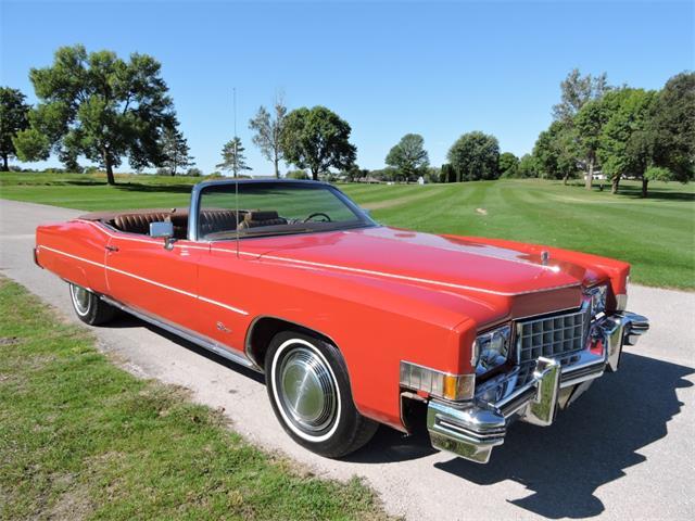 1973 Cadillac Eldorado | 903463