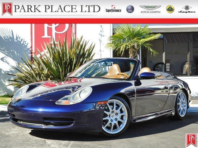 2001 Porsche 911 | 903466