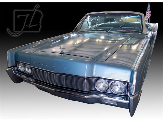 1967 Lincoln Continental 4 Door Convertible | 903467