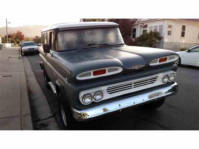 1960 Chevrolet Carryall 4x4 | 903484