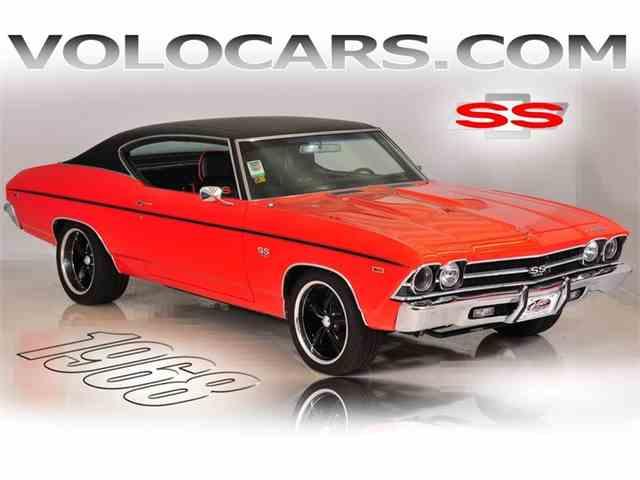 1969 Chevrolet Chevelle SS | 903488
