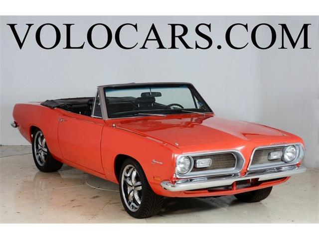 1969 Plymouth Cuda | 903489
