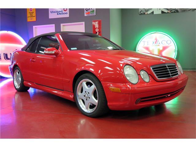 2003 Mercedes-Benz CLK430 | 900349