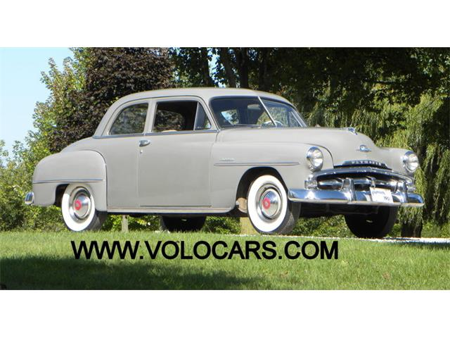 1951 Plymouth P23 Club Coupe | 903492