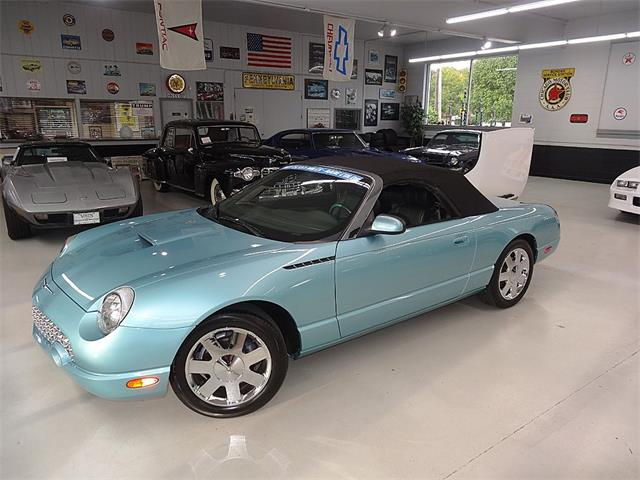 2002 Ford Thunderbird | 903494