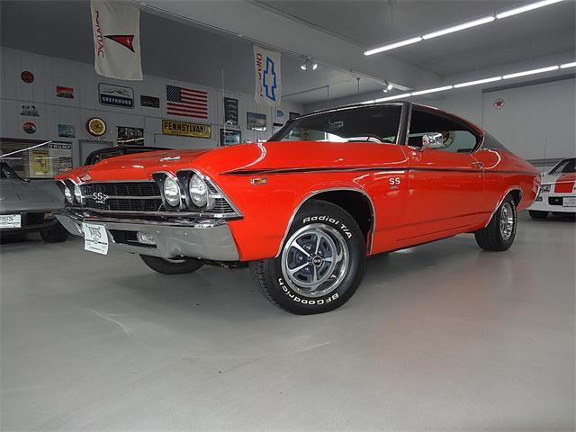1969 Chevrolet Chevelle SS | 903495